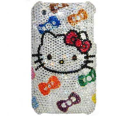 blackberry hello kitty lazos