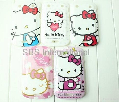 blackberry hello kitty rigida