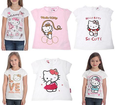 camisetas hello kitty kiabi
