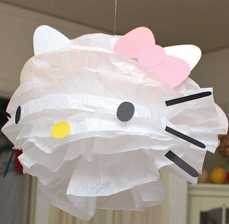 hello kitty cumpleanos pinata