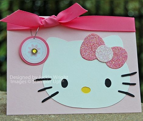 hello kitty invitaciones