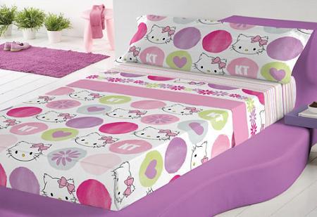 Hello Kitty sábanas