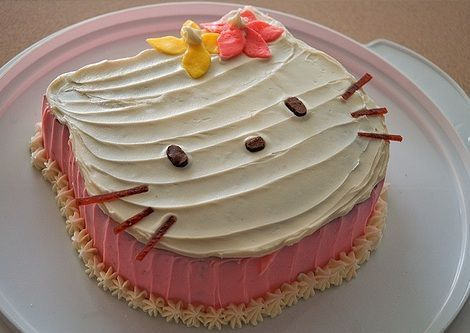 hello kitty tarta