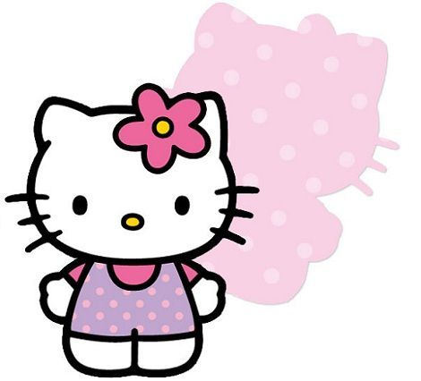 invitacion hello kitty