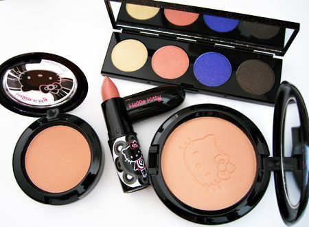 maquillaje hello kitty productos