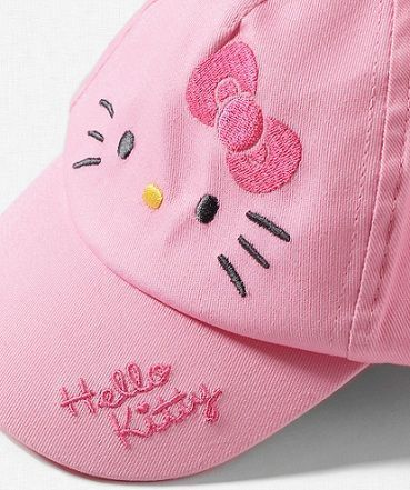 ropa hello kitty zara gorra