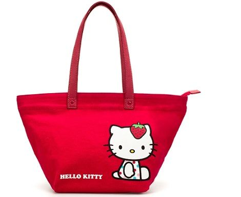 ropa hello kitty zara shopper