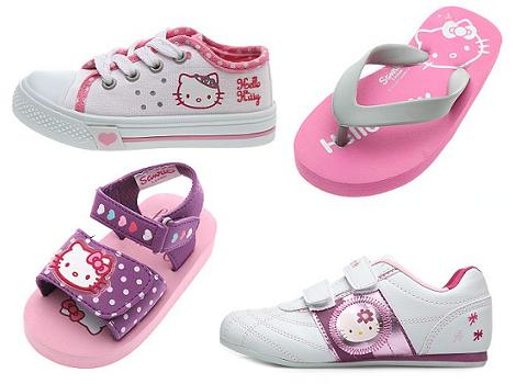 zapatos hello kitty kiabi