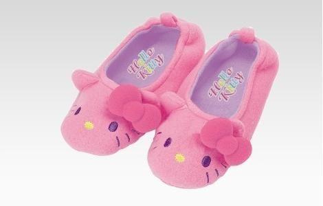 Zapatillas de casa Kitty