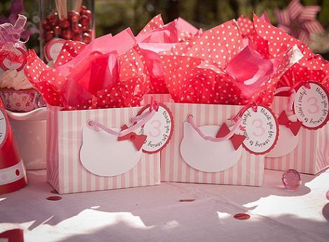 Bolsas de chucherías Hello Kitty