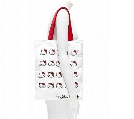 bolsos kitty blanco caras probador