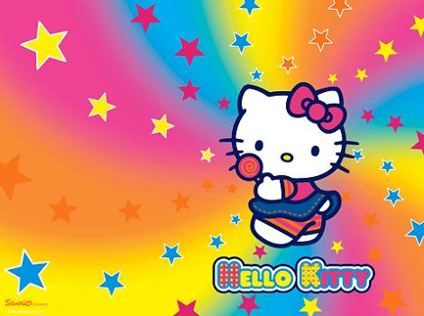 Fondos Hello Kitty