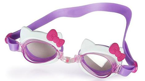 gafas buceo hello kitty