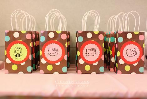 Hello Kitty bolsas de regalo
