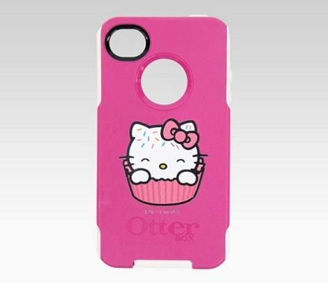 Hello Kitty carcasas
