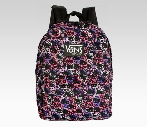 Mochila Vans Hello Kitty
