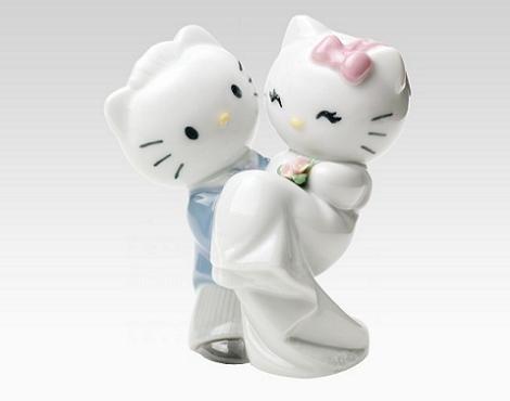 Novios Hello Kitty