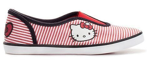 zapatos zara hello kitty deportivas