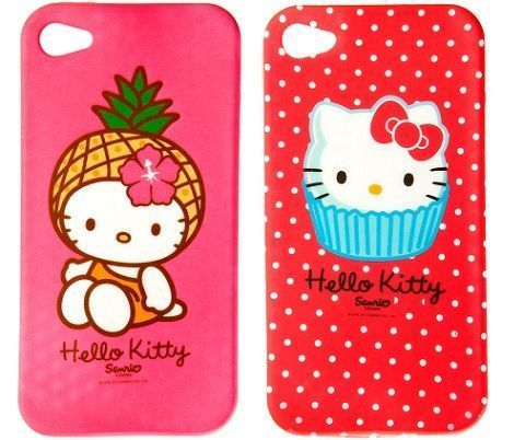 fundas movil hello kitty blanco iphone