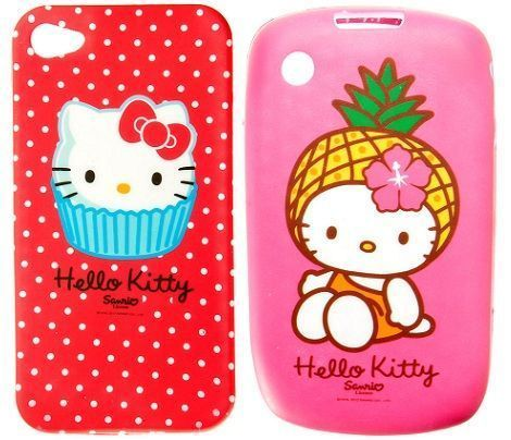 fundas movil hello kitty blanco