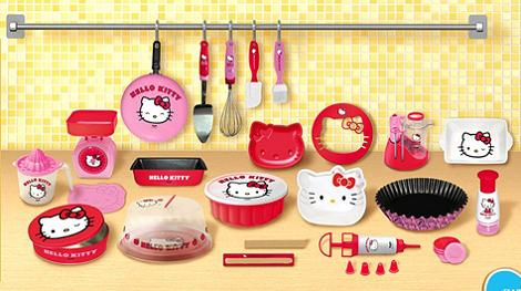 Hello Kitty Dulces Postres