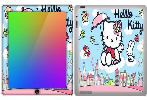 hello kitty fundas ipad