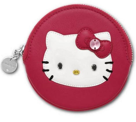 Monedero Hello Kitty de Swarovski