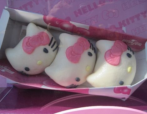 dulces hello kitty chocolatinas