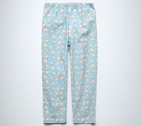 pijama hello kitty zara pantalon