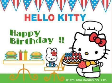 Postal Hello Kitty