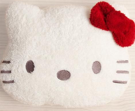 Peluche guarda pijama de Hello Kitty