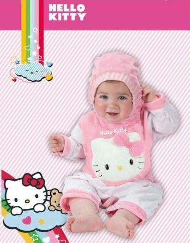 Dónde comprar un disfraz de Hello Kitty para niñas barato