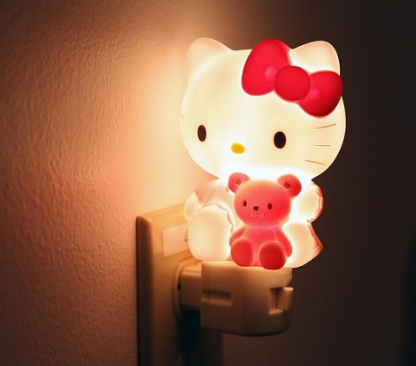 habitación hello kitty de sanrio