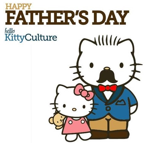fotos de hello kitty para el día del padre