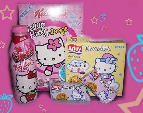 productos originales hello kitty