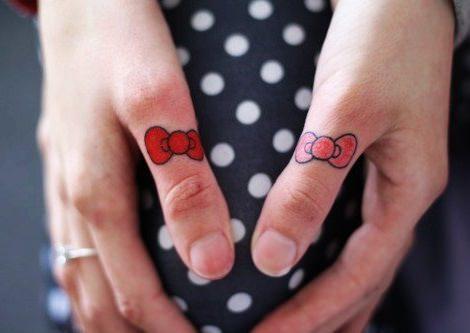 Fotos de tatuajes de Hello Kitty originales
