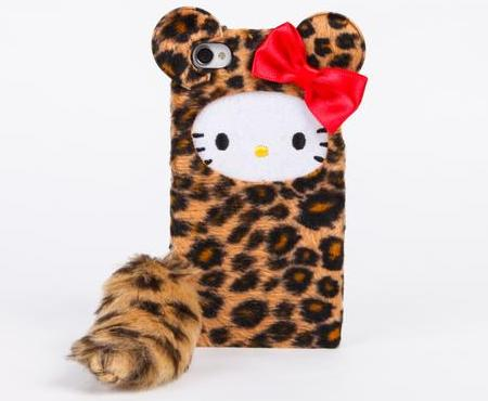 fundas iPhone de Hello Kitty