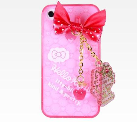 funda iPhone de Hello Kitty