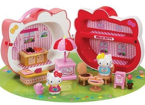 hello kitty navidad juguetes para regalar