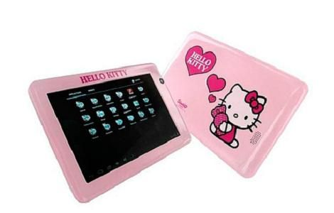Tablet de Hello Kitty
