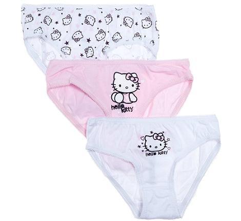 Bragas Hello Kitty para niña
