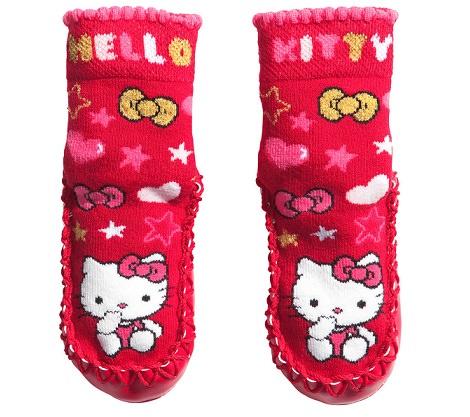 zapatos para bebé de hello kitty de hym invierno 2014