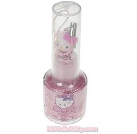 Lacas de uñas Hello Kitty