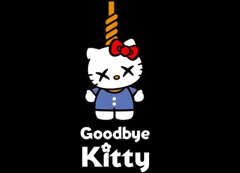 ¿Qué es goodbye Kitty?